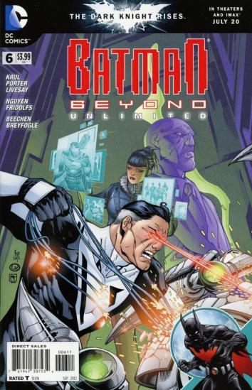 Comic Book Review: Batman Beyond Unlimited #6