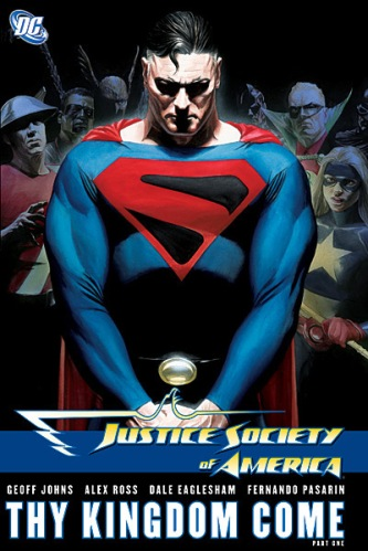 JSA Thy Kingdom Come
