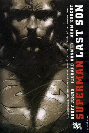 Superman Last Son Graphic Novel